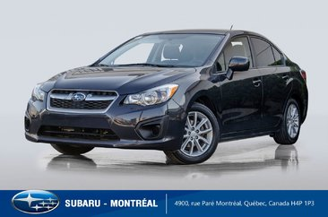 Subaru Impreza Touring 2014