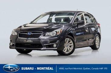 Subaru Impreza Touring 2016
