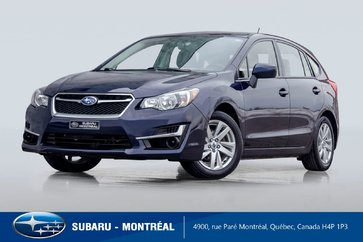 2016 Subaru Impreza Touring Hatchback