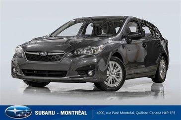 Subaru Impreza TOURING HATCHBACK 2018