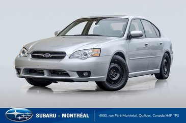 Subaru Legacy Limited 2007