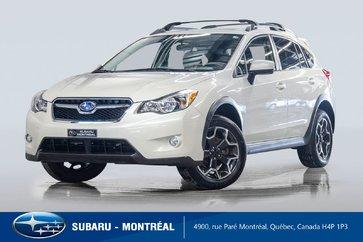 Subaru XV Crosstrek Sport 2015