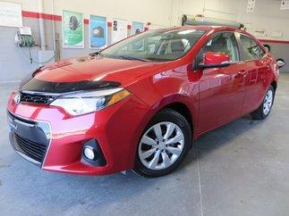 Toyota Corolla S Gr:A *CAMÉRA + SIEGES CHAUFFANTS* 2014