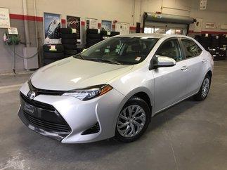 Toyota Corolla LE Gr:A *CAMÉRA + SIÈGES CHAUFFANTS* 2018