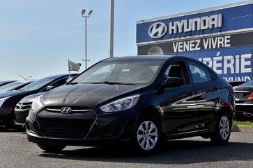 Hyundai Accent LE  *AUTOMATIQUE + CLIMATISEUR* 2016