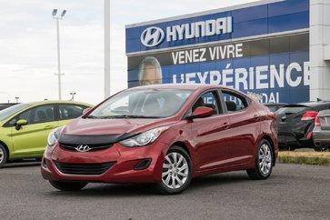 Hyundai Elantra GL * AIR CLIMATISÉ, SIÈGE CHAUFFANT** 2012