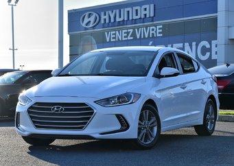 Hyundai Elantra GL **SIÈGE ET VOLANT CHAUFFANT, CAMÉRA DE RECUL** 2017