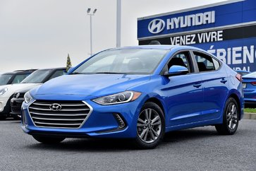 Hyundai Elantra GL  ** CAMÉRA DE RECUL ** 2017