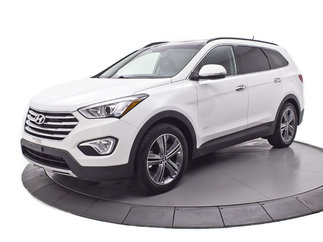 Hyundai Santa Fe XL LIMITED, 7 PASSAGERS, AWD, GPS 2016