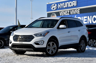 2013 Hyundai Santa Fe XL 7 PASSAGERS