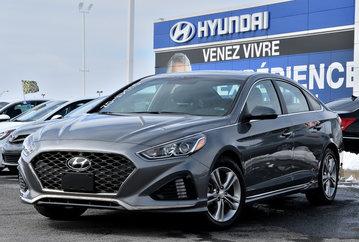 Hyundai Sonata SPORT  **TOIT OUVRANT + CAMERA DE RECUL** 2018