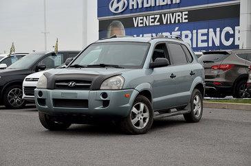 Hyundai Tucson GL 144982 KM 2006
