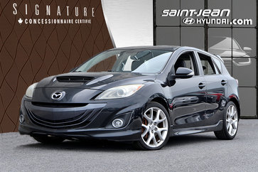 Mazda Mazda3 Mazdaspeed3 2010