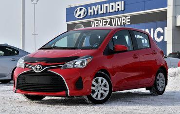 Toyota Yaris LE  **DEMARREUR A DISTANCE** 2015