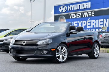 2012 Volkswagen Eos Comfortline **SIÈGE CHAUFFANT **