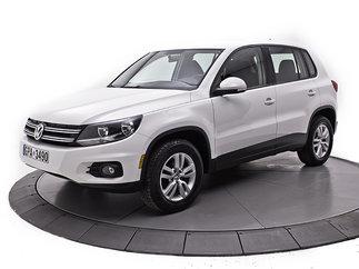 Volkswagen Tiguan 4MOTION 2013
