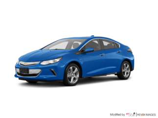 2018 Chevrolet Volt Electric LT Hatchback (2LT)