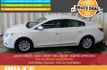 2010 Buick LaCrosse CX 3.0L 6 CYL AUTOMATIC FWD 4D SEDAN | Photo 1