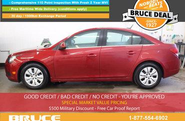 2014 Chevrolet Cruze LT 1.4L 4 CYL TURBOCHARGED AUTOMATIC FWD 4D SEDAN | Photo 1