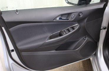 2018 Chevrolet Cruze LT 1.4L 4 CYL TURBO AUTOMATIC FWD 4D SEDAN