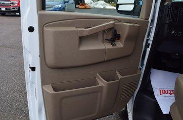 2018 Chevrolet Express 2500 - 6.0L 8 CYL AUTOMATIC RWD CARGO VAN
