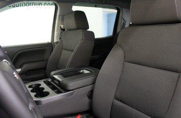 2018 Chevrolet Silverado 1500 Z71 LT 5.3L 8 CYL AUTOMATIC 4X4 CREW CAB