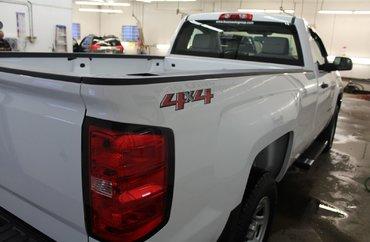 2018 Chevrolet Silverado 1500 WT 5.3L 8 CYL AUTOMATIC 4X4 REGULAR CAB - LONG BOX