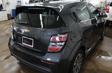 2017 Chevrolet Sonic LT - REMOTE START / HEATED SEATS / SUN ROOF