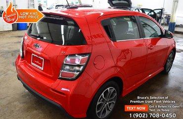 2018 Chevrolet Sonic LT - REMOTE START / SUN ROOF / REAR CAMERA