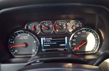 2019 Chevrolet Silverado 2500 LTZ