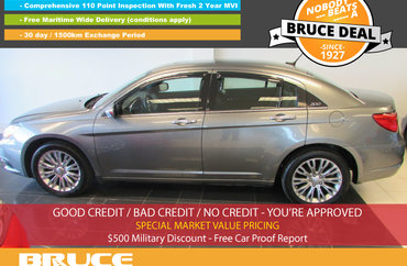 2013 Chrysler 200 LIMITED - REMOTE START / HEATED SEATS / SUN ROOF | Photo 1
