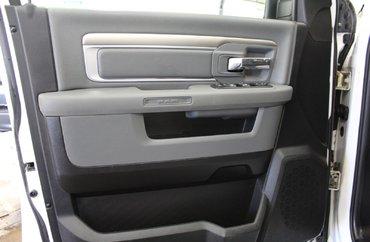 2014 Dodge RAM 1500 Big Horn 3.0L 6 CYL ECODIESEL 4X4 QUAD CAB