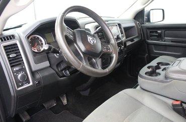 2015 Dodge RAM 1500 SXT 5.7L 8 CYL HEMI AUTOMATIC 4X4 CREW CAB