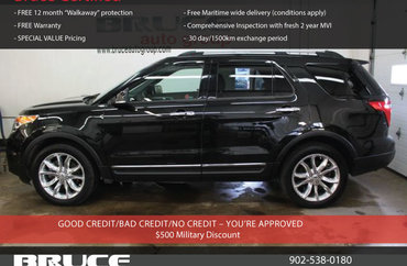 2015 Ford Explorer Limited 3.5L 6 CYL CYCLONE AUTOMATIC 4X4 | Photo 1