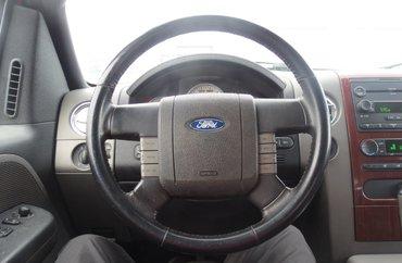 2005 Ford F-150 LARIAT 5.4L 8 CYL AUTOMATIC 4X4 SUPERCREW