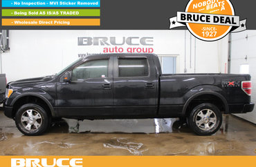 2010 Ford F-150 FX4 - HEATED SEATS / LEATHER / BACK-UP CAMERA | Photo 1