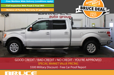 2013 Ford F-150 LARIAT 3.5L 6 CYL ECOBOOST AUTOMATIC 4X4 SUPERCREW | Photo 1