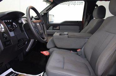 2014 Ford F-150 XLT 5.0L 8 CYL AUTOMATIC 4X4 SUPERCREW