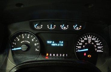2014 Ford F-150 STX 3.7L 6 CYL AUTOMATIC 4X4 REGULAR CAB