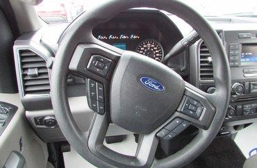 2017 Ford F-150 XLT 3.5L 6 CYL ECOBOOST AUTOMATIC 4X4 SUPERCREW
