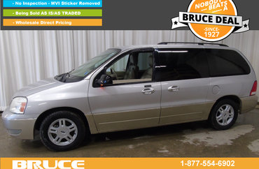 2004 Ford Freestar SEL 4.2L 6 CYL AUTOMATIC FWD - 7 PASSENGERS | Photo 1