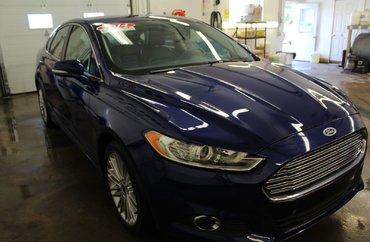 2014 Ford Fusion SE 2.0L 4 CYL ECOBOOST AUTOMATIC AWD 4D SEDAN