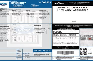 2016 Ford F-250 S/DUTY XL SRW 6.2L 8 CYL AUTOMATIC 4X4 REGULAR CAB