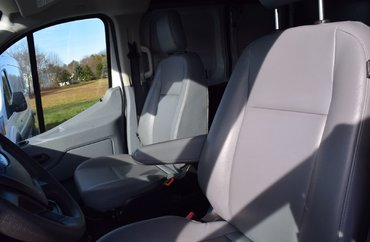 2017 Ford TRANSIT XL - 3.7L 6 CYL AUTOMATIC RWD CARGO VAN