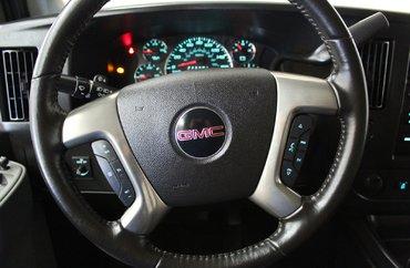 2016 GMC Savana 2500 LT 6.0L 8 CYL AUTOMATIC RWD 12 PASSENGER VAN