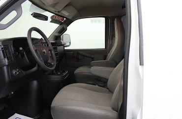 2017 GMC Savana 2500 4.8L 8 CYL AUTOMATIC RWD CARGO VAN