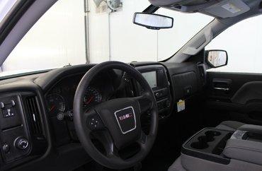 2017 GMC Sierra 1500 WT 5.3L 8 CYL AUTOMATIC 4X4 CREW CAB