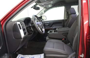 2018 GMC Sierra 1500 SLE 5.3L 8 CYL AUTOMATIC 4X4 EXTENDED CAB