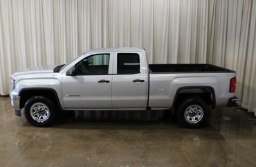 2018 GMC Sierra 1500 WT 5.3L 8 CYL AUTOMATIC 4X4 EXTENDED CAB