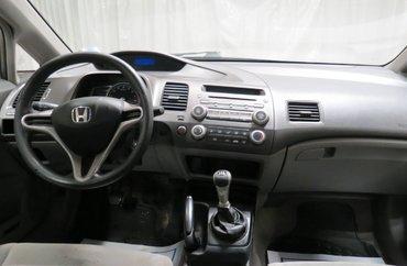 2009 Honda Civic DX-A - POWER WINDOWS / MANUAL / AUXILIARY AUDIO